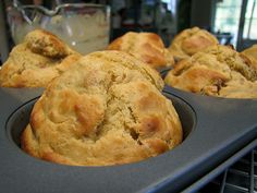 Great peanut butter muffin recipe - really easy to make