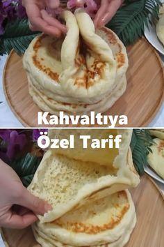 Pamuk Bazlama Tarifi Sandviç – The Most Practical and Easy Recipes Albanian Recipes, Turkish Recipes, Ethnic Recipes, Healthy Cooking, Healthy Recipes, Pita Recipes, Pasta Cake, Comfort Food, Mini Cheesecakes