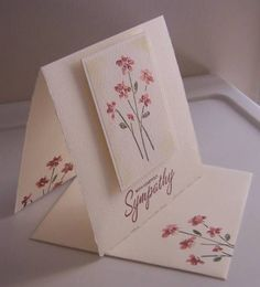 CC241 CAS37 Thumping Sympathy by jovialjudi - Cards and Paper Crafts at Splitcoaststampers