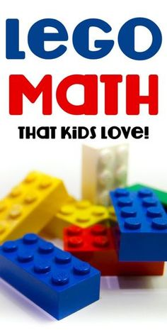 lego math for all ages