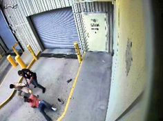 •|• Handcuffed man shot & killed by police officer, video footage surfaces.