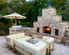 BBQ Island Design, Pictures, Remodel, Decor and Ideas - page 6