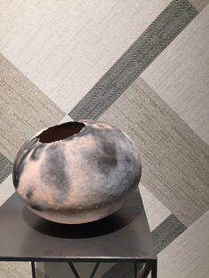 Digitalart tiles from Ceramica Sant'Agostino look almost tweedy. On the floor they read more like carpet tile than ceramic.