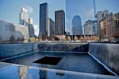 911 Memorial NYC. A must see!