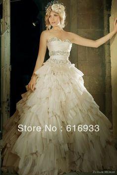 Impresionantes Vestidos de novia | Zuhair Murad