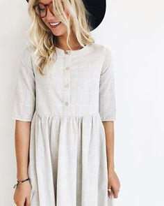 Newest Free of Charge sewing dresses casual Style Fashion Mode, Modest Fashion, Look Fashion, Womens Fashion, Modest Clothing, Apostolic Fashion, Women's Clothing, Cute Dresses, Casual Dresses