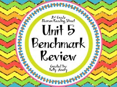 Does the 2nd Grade Pearson Reading Street series guide your reading lessons?  This engaging benchmark review was designed to help prepare your students for the Pearson Reading Street Unit 5 Benchmark test!  Click here to see what other 2nd grade Reading Street teachers have to say about this engaging reading resource and sit back and watch your students' benchmark scores increase!