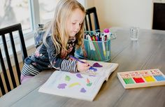 A day in life of a homeschooling family