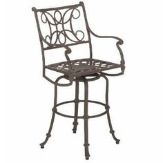 Check out the Landgrave 4143526C Chateau Swivel Counter Stool