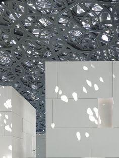 Apertura al público de Louvre Abu Dhabi de Jean Nouvel después de una década de desarrollo,© Roland Halbe