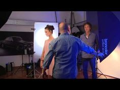 """Pro-photographer Karl Taylor works Broncolor to create this 4 part """"How To"""" video series!"""