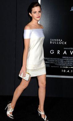 ❤️ Emma Watson & all white