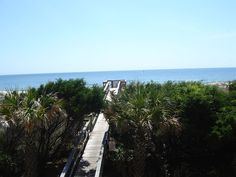 Carolina Beach condo rental - Breathtaking View From Your Oceanfront Balcony