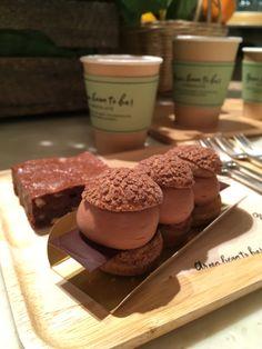 bean to bar(ビーントゥーバー)のチョコレートデザート