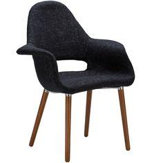 Edgemod Barclay Arm Chair $180 each (same dimensions as west elm chair)