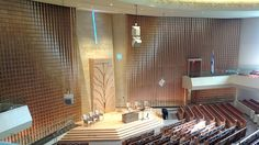Image result for contemporary synagogue design