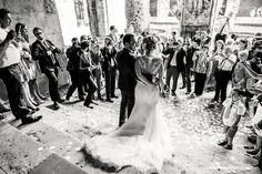 REPORTAGE MARIAGE CATHÉDRALE NARBONNE CHATEAU LE BOUÏS