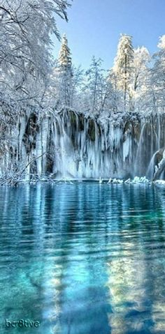 Water in all forms and glory #create Plitvice Lakes National Park