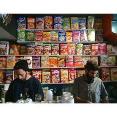 Cereal killer cafe brick lane