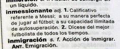 Meghatározás a spanyol értelmező szótárban.