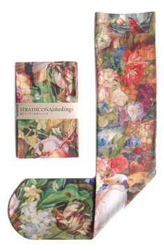 Free shipping and returns on STRATHCONA 'Abundance' Print Trouser Socks at Nordstrom.com. Finely knit trouser socks take an artfulturn with a lush floral patternreminiscent of grandiose oil paintings. Each sock from Strathcona is individually printed with care, and every pattern is created with ink, paint, photography or collage.