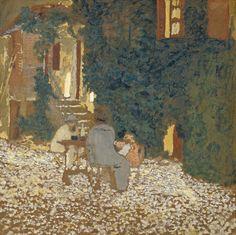 Jean-Édouard Vuillard y Los Nabis - TrianartsTrianarts