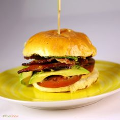 Ultimate BLT by Michael Symon! #TheChew #Bacon #Sandwich