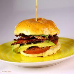 Ultimate BLT by Michael Symon! #TheChew #Bacon #Sandwich