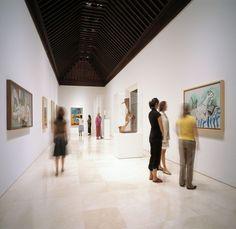 Museo Picasso de Málaga (Málaga) Richard Gluckman, Arquitecto