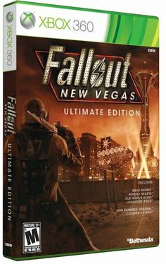 (*** http://BubbleCraze.org - New Android/iPhone game is taking the world by storm! ***)  Fallout: New Vegas -- Ultimate Edition (Microsoft Xbox 360, 2012)