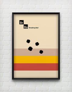 O esperado #poster Breaking Bad saindo do forno... mas só na próxima semana.  www.nacasadajoana.com.br