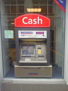 It's as easy as this. Building Society, Home Study, Banks Building, Cash Machine, Free Cash, Arcade Games, About Uk, Accounting, Laptop