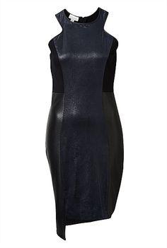 Texture Contrast Dress #witcherywishlist
