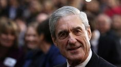 US Special Counsel Robert Mueller
