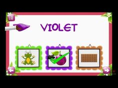 Learn Colors - Best Preschool Learning Videos for Kids Preschool Kids game