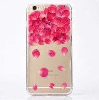 Real Flower iPhone 6 6s Case Pressed Flower iPhone 6 6s Plus Case Phone Case Cover Back Skin