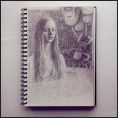 sketchbook by Anton Vill