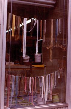 """Zipper Shop"" (1978) By Max Kozloff ::: #Photo#Photography#ColorPhotography#Art#StreetPhotography#Street#City"