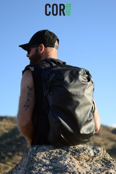 Our travel backpack is great for weekend trips or as a carry on through TSA. It is also durable and fashionable. Best Luggage, Carry On Luggage, Surf Logo, Gifts For Surfers, Surf Accessories, Carry On Size, Surf Gear, Cheap Backpacks, Waterproof Backpack