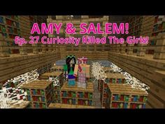 Amy & Salem! Ep.28 Salem The Squishy Slayer! - YouTube