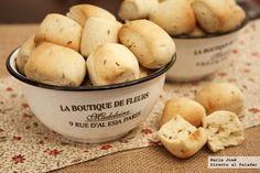 bocaditos de pan con comino (thermomix)