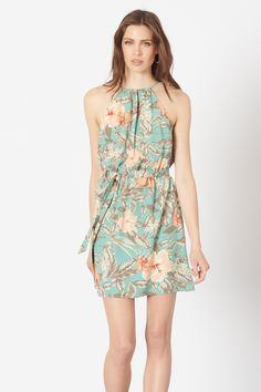 Adding a flirty wink to your summer wardrobe is as easy as this number!