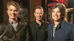 Taylor, Isaac, & Zac Hanson