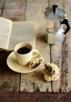 Simply Breakfast - Espresso and Scones