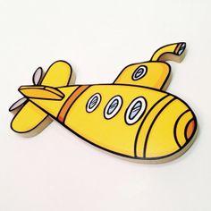 In my yellow submarine