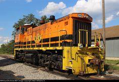 WGCR 1542   Description:    Photo Date:  10/7/2014  Location:  Enterprise, AL   Author:  Allan Williams Jr.  Categories:  Roster  Locomotives:  WGCR 1542(SW1504)