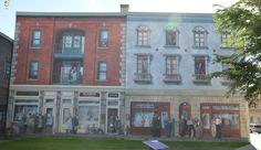 Sherbrooke (Cantons de l'Est - Québec - Canada)