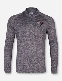 "Under Armour Texas Tech ""Twisted"" Lone Star Pride Quarter Zip Pullover - Red Raider Outfitter"