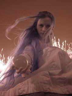 Blue hair portrait 5 by Anariel-Stock.deviantart.com on @deviantART