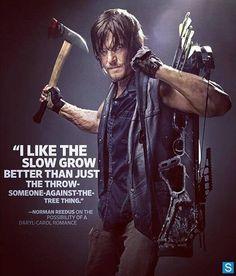 Norman Reedus as Daryl Dixon  #TheWalkingDead season 4 2013 promo photo